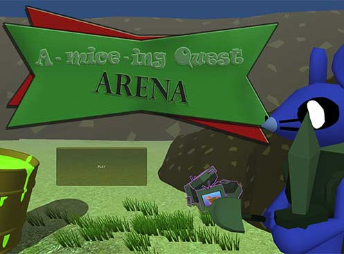 A-mice-ing Quest Arena